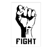 Fight The Power Postcards (Package of 8)