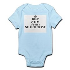 Keep calm and kiss a Neurologist Body Suit