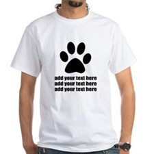 Dog's paw Shirt