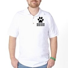 Dog's paw T-Shirt