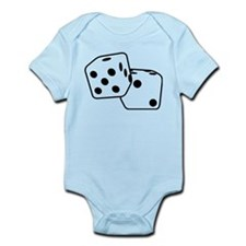 Roll the Dice Body Suit