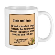 Family Declaration Mugs