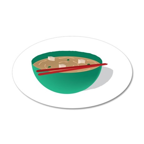 Bowl of Soup Wall Decal