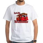 New Orleans Art White T-Shirt