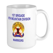87th Infantry Regiment <BR>1st Battalion Mug