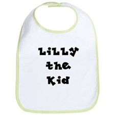 Lilly the Kid #2 Bib