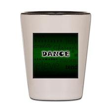 Unique Jazz dance Shot Glass