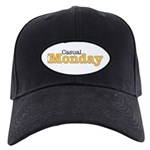 Casual Monday Yellow Black Cap