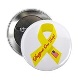 "Support Our Troops Ribbon 2.25"" Button (10 pack)"