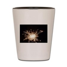 sparkler Shot Glass