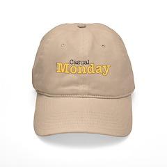 Casual Monday Yellow Cap