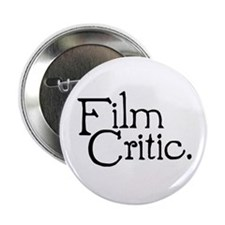 Film Critic Button