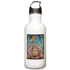 Jolly Buddha Water Bottle