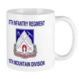 87th Infantry Regiment &lt;BR&gt; Family Coffee Cup