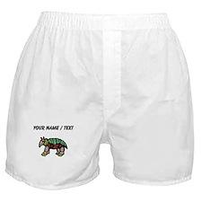 Custom Armadillo Boxer Shorts