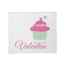 My Valentine Throw Blanket