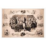 Masonic Grand Master Large Poster