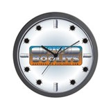 Cast Boolits Wall Clock