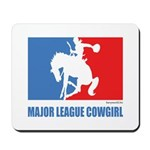 ML Cowgirl Mousepad