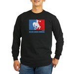ML Cowgirl Long Sleeve Dark T-Shirt