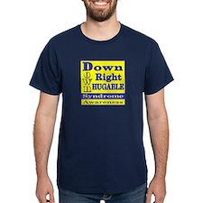 Down Right Hugable T-Shirt