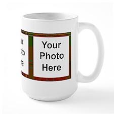 MacLean Tartan Photo Mug