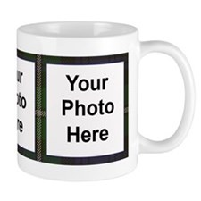 Forbes Tartan 3 Photo Mugs