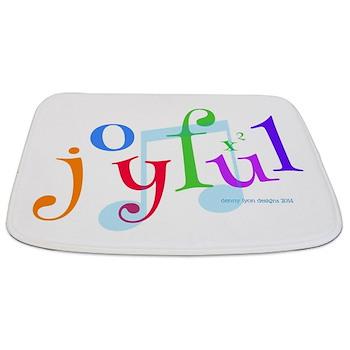 Joyful X 2 Bathmat