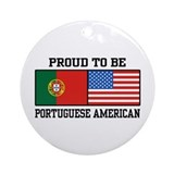 Portugal Round Ornaments