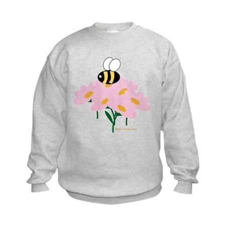 Twin A Bee Kids Sweatshirt