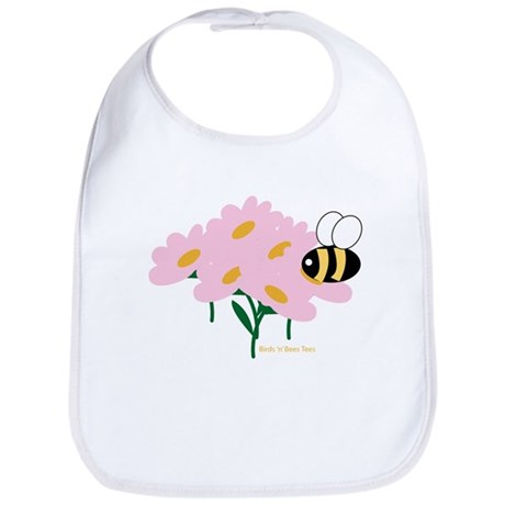 Twin B Bee Bib