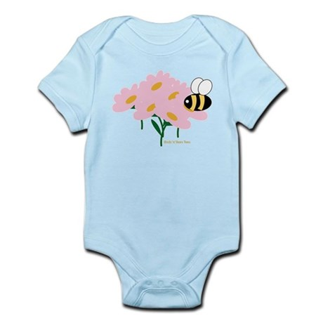 Twin B Bee Infant Bodysuit