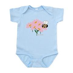 Twin B Bee Infant Bodysuit