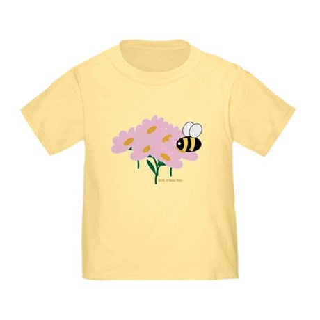 Twin B Bee Toddler T-Shirt