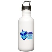 Dreidel Water Bottle