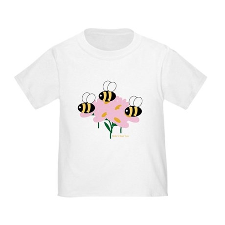Triplet Bees Toddler T-Shirt