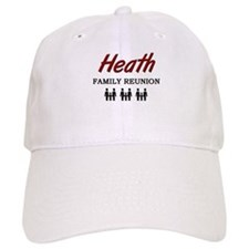 Heath Family Reunion Baseball Cap