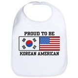 Korean American Bib