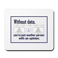Without Data Mousepad