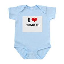 I love Crinkles Body Suit