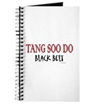 Tang Soo Do Black Belt 1 Journal
