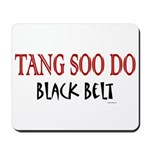 Tang Soo Do Black Belt 1 Mousepad