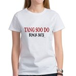 Tang Soo Do Black Belt 1 Women's T-Shirt