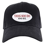 Tang Soo Do Black Belt 1 Black Cap