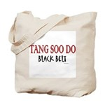 Tang Soo Do Black Belt 1 Tote Bag