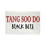 Tang Soo Do Black Belt 1 Rectangle Magnet
