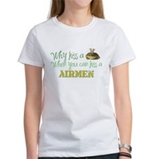 """""""Why Kiss a Frog?"""" Tee"""