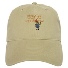 Carpe Vacationem m Baseball Cap