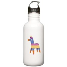 Pinata Donkey Water Bottle