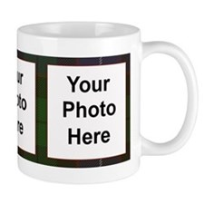 Galbraith Tartan 3 Photo Mugs
